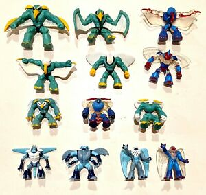 "CHOOSE: Gormiti Air Tribe PVC Figurines 1.5 to 2.5"" * People of the Air"