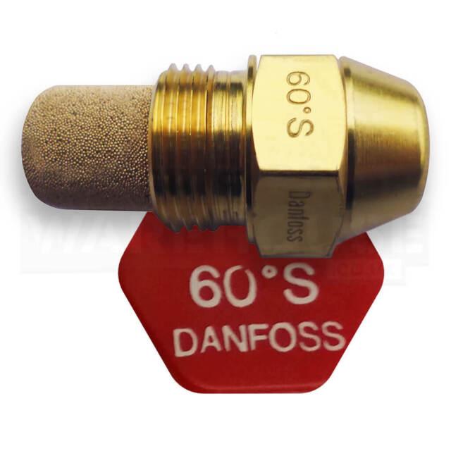 DANFOSS ÖLBRENNER DÜSE 0.85 X 60S BRANDNEU