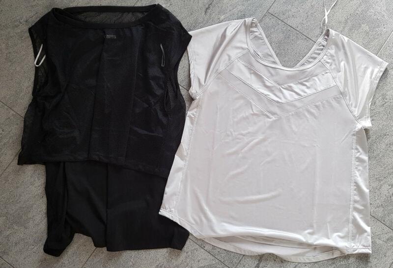 2 Damen - Shirt Gr. M, Ergee