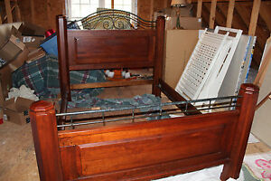 bob timberlake by lexington queen bed cherry ebay