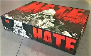 HATE-KICKSTARTER-ALL-EXCLUSIVE-GAME-w-MINIS-EXTRAS-Adrian-Smith-NEW-SHIP-0-INTL