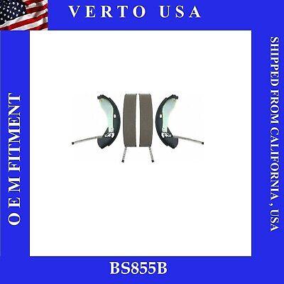 GMC Drum Brake Shoe-Premium Rear Verto USA BS855B  Fit Chevrolet