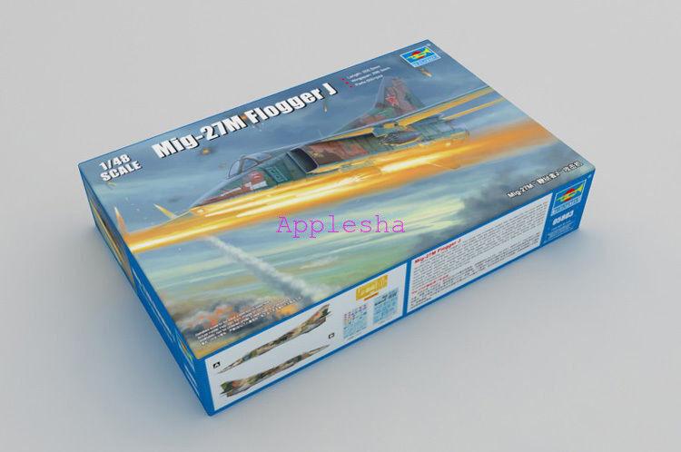 Trumpeter 05803 1 48 Mig-27M Flogger J