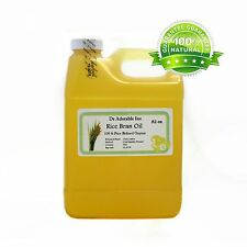 32 Oz Premium Rice Bran Oil Pure Organic Cold Pressed Best Fresh Multi Purpose