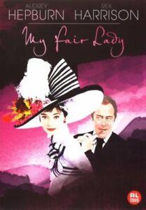 DVD-MY-FAIR-LADY-1964-AUDREY-HEPBURN-NEW-NIEUW-NOUVEAU-SEALED