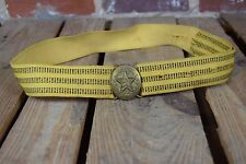 Soviet Russian Guard of Honor Soldier Belt with Buckle