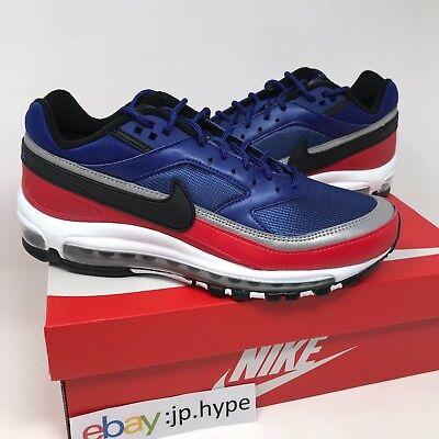 meilleur service dfc29 6ddbc Nike Air Max 97/BW Deep Royal/Black AO2406-400 | eBay