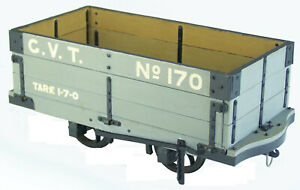Glyn-Valley-Tramway-Granite-Wagon-16mm-scale-SM32