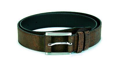 Cintura Per Uomo In Sughero, Sughero Cintura, Cintura, Cintura Uomo Cintura, In Sughero-mostra Il Titolo Originale Domanda Che Supera L'Offerta
