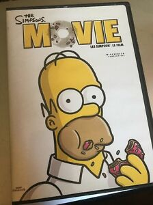 The-Simpsons-Movie-DVD-2007-Canadian-Widescreen-English-French-Spanish