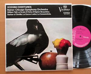 Vic-Oberturas-Fritz-Reiner-1079-Rossini-Chicago-Symphony-Rca-Estereo-casi-como-nuevo-EX