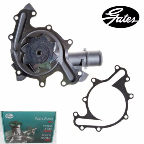 GATES Engine Water Pump for Ford Mustang V6; 3.8L 1996-2004