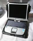 Panasonic Toughbook CF 19 Laptop Win 7 Pro 8gb RAM 128 SSD Rugged Mk6