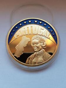 Gold ECU 1997 - Portugal Europa - BW, Deutschland - Gold ECU 1997 - Portugal Europa - BW, Deutschland