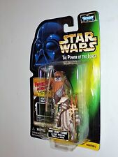 Star Wars Power of the Force Freeze Frame Ewoks Wicket and Logray MOSC