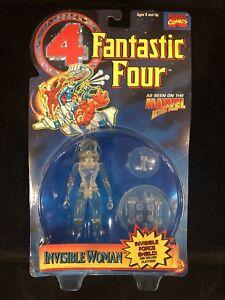 Marvel Legends Fantastic Four INVISIBLE WOMAN Action Figure exclusive rare