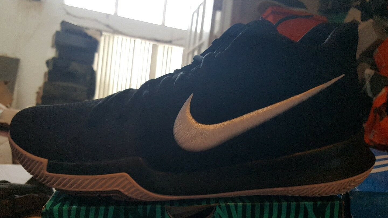 Nike kyrie 3 / bianco / rosso bnib blk dimensioni 13 852395 010