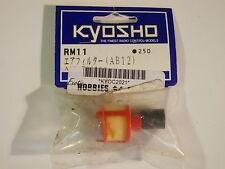 RM-11 AB-12 Air Filter Set - Kyosho Pure Ten GP-10 Rampage Sandmaster Stinger