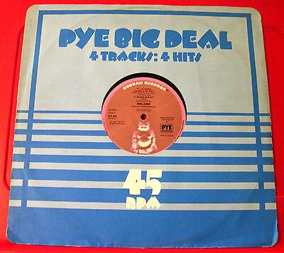 "Melanie Lay Down 12"" UK ORIG 1977 Buddah BD 104 Brand New Key/Ruby Tuesday VINYL"