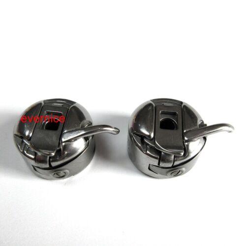 15-91 Nähmaschine 2 Stück Spulenkapsel # 125291 Für Singer 15-88 15-90 15K88