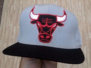 9a5f113f0b2 Image is loading Chicago-Bulls-Hardwood-Classics-Mitchell-amp-Ness -Basketball-