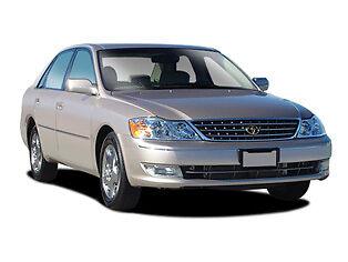 TOYOTA AVALON 2000-2005 FACTORY SERVICE REPAIR MANUAL Automotive ...