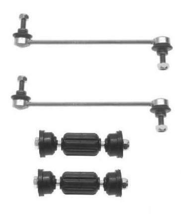 FORD FOCUS MK1 1998-2004 FRONT REAR ANTI ROLL BAR DROP LINKS SWAY BARS RODS NEW