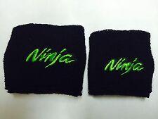 Schweißband Kawasaki Ninja Für Bremsbehälter, Sweatband Grün