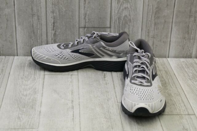 49d4be6a8463 Mens Brooks Adrenaline GTS 18 Size 13 White/gray Athletic Running ...
