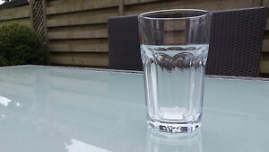 12x-Ikea-Glas-034-POKAL-034-grosses-Saftglas-Wasserglas-Cocktailglas-Neu-350ml