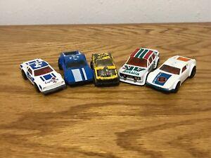 1970s-1980s-Vintage-Matchbox-Lote-De-5-Autos-De-Juguetes-Coleccionables