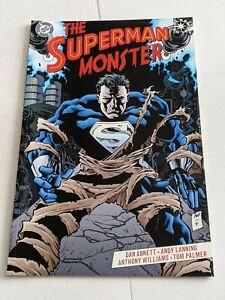 The-Superman-Monster-1-1999-DC-Comics-One-Shot