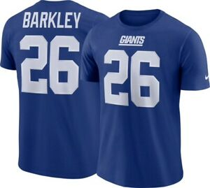 Nike New York Giants Saquon Barkley