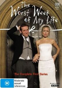 THE-WORST-WEEK-OF-MY-LIFE-Series-1-DVD-Region-4-AUSTRALIAN-FORMAT