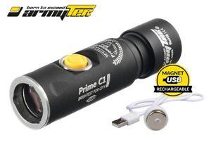 18650 Batterie Armytek Premier Pro C2 Aimant USB Lampe de poche