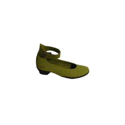 Arche foghal COLIBRI cinturino VERDE Basso Scarpa con tacco con cinturino COLIBRI alla caviglia 71912c