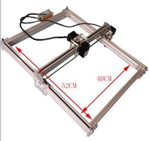 Mini DIY Laser Engraving Machine 40*50CM 2500MW 2.5W Image Lasergravur Cutter