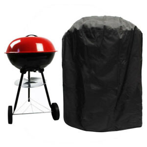 Round-Kettle-Barbecue-BBQ-Grill-Cover-Waterproof-Dustproof-Outdoor-Protector-AU