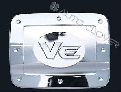 Chrome Fuel Cap Cover Emblem For 06 09 Hyundai Accent