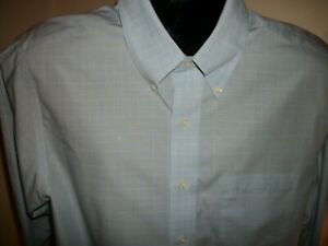 Men's Brooks Brothers 346 Non Iron Long Sleeve Button Down Shirt Size 16-4/5