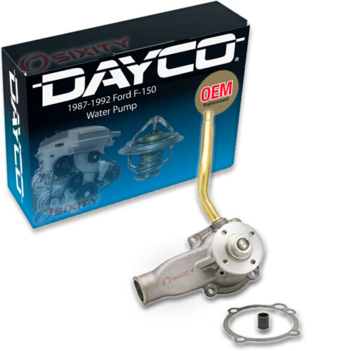 Engine Tune Up Accessory og Dayco Water Pump for Ford F-150 1987-1992 4.9L L6