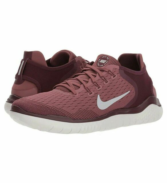 Nike Free RN 2018 Bordeaux Purple Grey White 942836-601 Men/'s Running Shoes NEW!