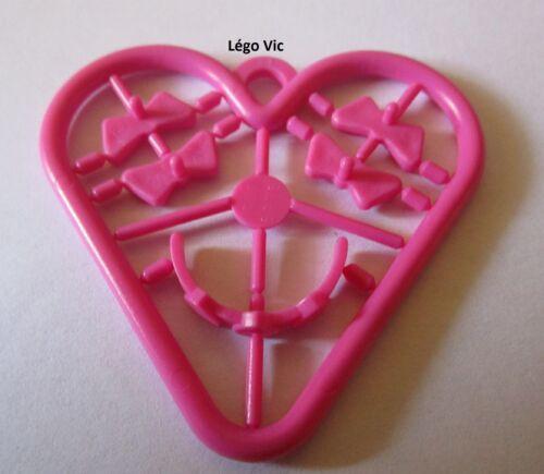Lego Belville 6176 Bows /& Hair Band Noeud de Papillon rose Pink du 5807 5845 ...