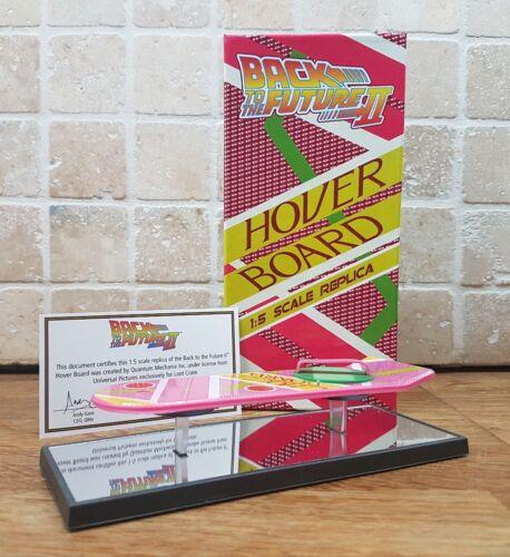 Loot Crate esclusivo RITORNO AL FUTURO 1//5 SCALA volante replica NUOVO