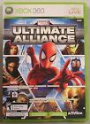Marvel: Ultimate Alliance/Forza Motorsport 2 (Microsoft Xbox 360, 2007)