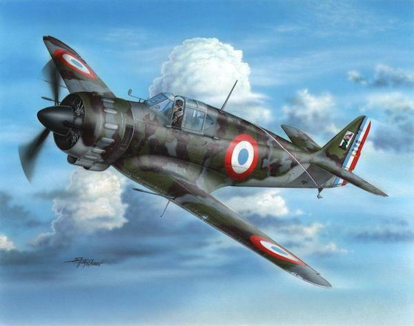 Bloch MB.152C.1 Early version - Special Hobby  32.