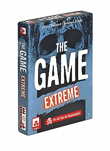 The Game EXTREME - Nürnberger Spielkarten 4041