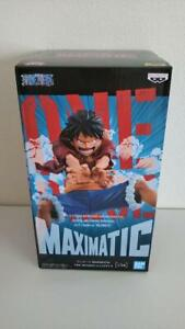 One Piece MAXIMATIC THE MONKEY.D.LUFFY Ⅱ Figure Limited quantity