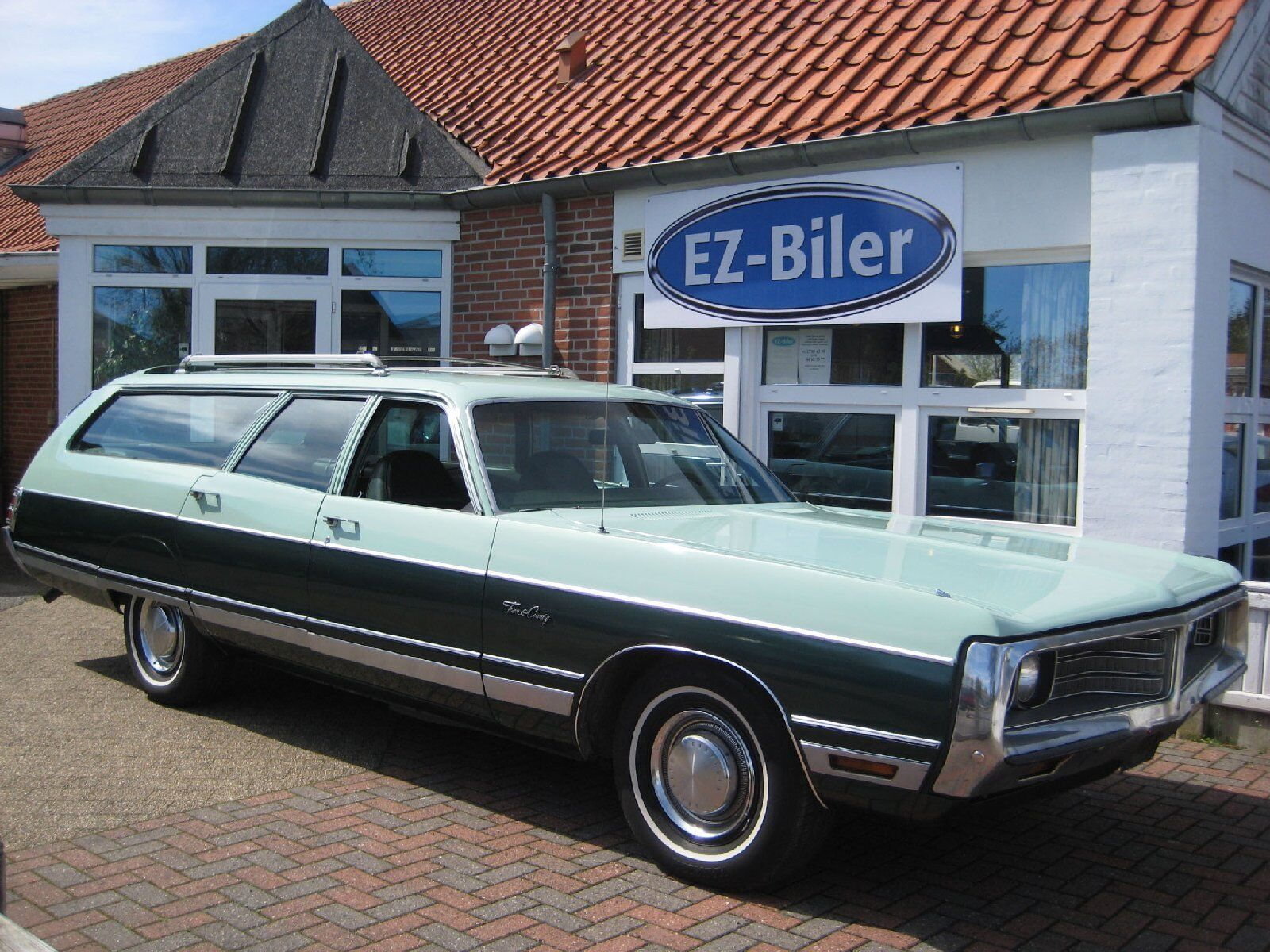 Chrysler New Yorker 7,2 Town & Country 5d
