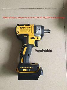 Makita-18V-Li-ion-battery-to-Dewalt-18V-20V-power-tool-li-ion-battery-adapter